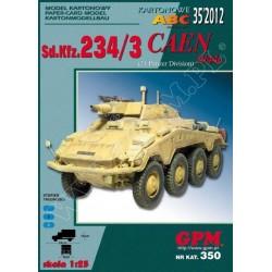 Sd Kfz234/3 Caen