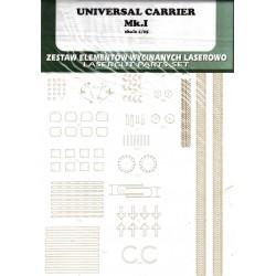 UNIVERSAL CARRIER Mk.I...
