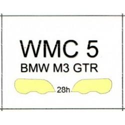 BMW M3 GTR фары